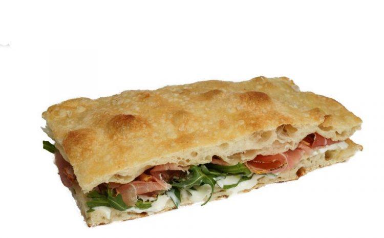Pizza Monte Bianco