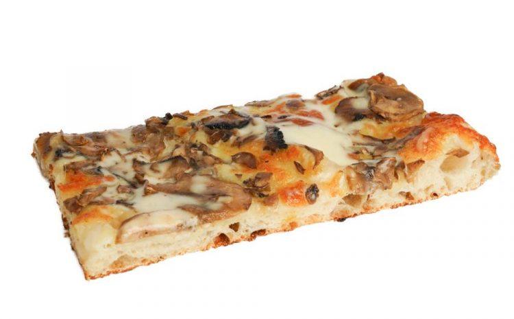Pizza Funghi ai 4 Formaggi